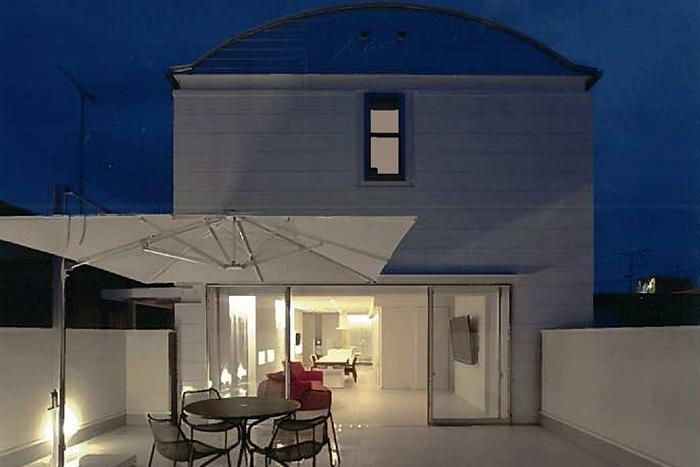 LDKからつづくデッキテラスのある家(リフォーム)|白竹建設-碧南市|自由設計の注文住宅・デザイン住宅専門(新築・リフォーム)|愛知県碧南市の(はくたけ)は西三河の新築・リフォーム・高級住宅・注文住宅専門。ASJ加盟店。建築家と創る家づくりをサポートします。(碧南・安城・西尾・刈谷・高浜・知立・岡崎)
