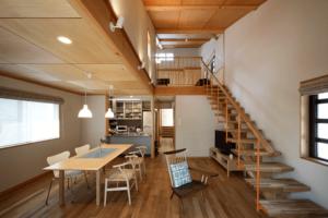 事例:木を贅沢に使った温もりのある家 を更新しました|白竹建設-碧南市|自由設計の注文住宅・デザイン住宅専門(新築・リフォーム)|愛知県碧南市の(はくたけ)は西三河の新築・リフォーム・高級住宅・注文住宅専門。ASJ加盟店。建築家と創る家づくりをサポートします。(碧南・安城・西尾・刈谷・高浜・知立・岡崎)